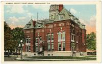 Alashua County Court House, Gainesville, Fla.
