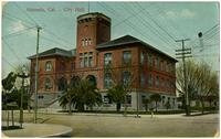 Alameda, Cal. - City Hall.