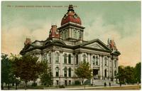Alameda County Court House, Oakland, California.