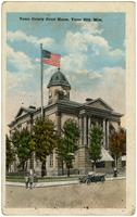 Yazoo County Court House, Yazoo City, Miss.