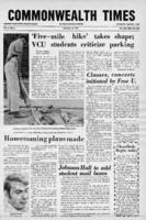 Commonwealth Times 1969-09-26