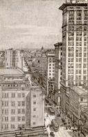 Richmond Skyscrapers near Main Street [no title]