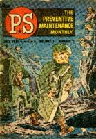 PS Magazine Issue 002 July 1951 Volume 1 Number 2