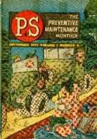 PS Magazine Issue 004 September 1951 Volume 1 Number 4