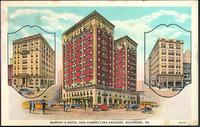 Murphy's Hotel and Connecting Annexes, Richmond, Va.