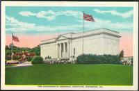 Confederate Memorial Institute Boulevard Between Stuart and Kensington Sts. Richmond, Va.