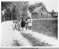 'Burkville Large Negro School?