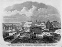 View of Richmond, Virginia, from the Libey Prison