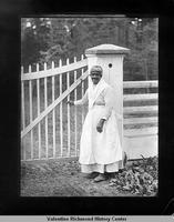 'Negro Gate Opener-Sabine Hall'
