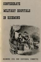 Confederate military hospitals in Richmond