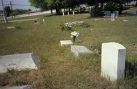 Gravesite of L. Francis Griffin, Farmville, Va., 1991