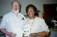 Robert Russa Moton Museum, Farmville, Va., occasion of republished book by R.C. Smith, Ed Peeples and Ruby Clayton Walker, 1996