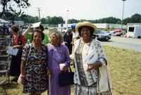 Robert Russa Moton High School, Farmville, Va., national historic designation ceremonies, view of attendees, 1998