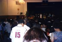 Honorary commencement ceremony at Prince Edward County High School, Va., 2003
