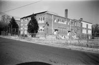 Farmville High School, Farmville, Va., rear view, 1962-1963