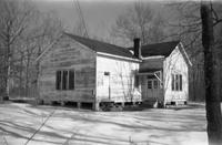 Felden Elementary School, Prince Edward County, Va., front view, 1962-1963