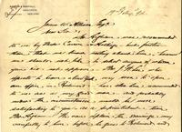 Letter from Griffin & Randall to James W. Allison, 1894 February 19