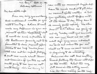 Letter from James W. Allison to Minnie Allison, 1894 October 27