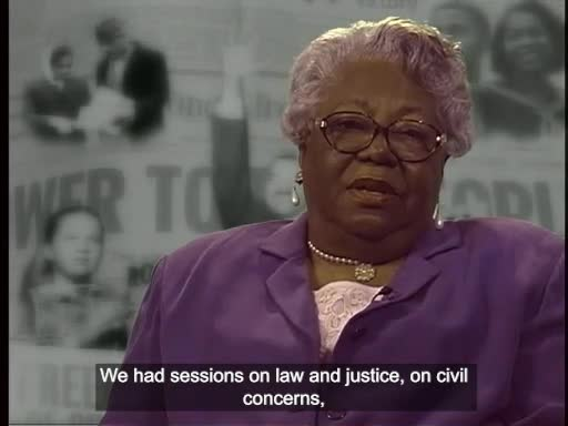 Interview with Dr. Laverne Byrd Smith