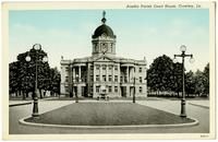 Acadia Parish Court House, Crowley, La.