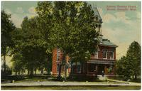 Alcorn County Court House, Corinth, Miss.