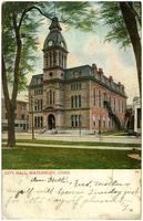 City Hall, Waterbury, Conn.