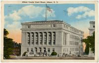 Albany County Court House, Albany, N.Y.