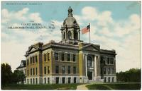 Court House. Hillsboro, Traill County, N.D.