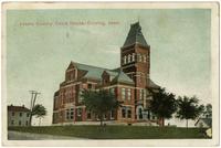 Adams County Court House, Corning, Iowa.