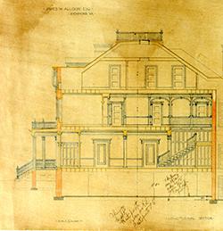 Building VCU's President's House